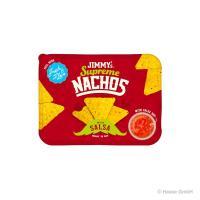 Nachos To Go & Salsa Sauce