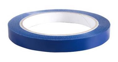 Klebeband blau 12 mm breit 66 m pro Rolle