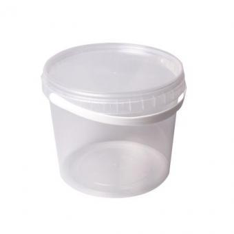 Kunststoffeimer mit Deckel 3,5 Liter