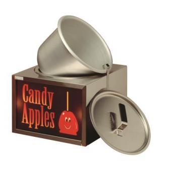 Apfel Glasier Gerät Reddy Apple Cooker 1,5 kg fertige Masse zum Glasieren