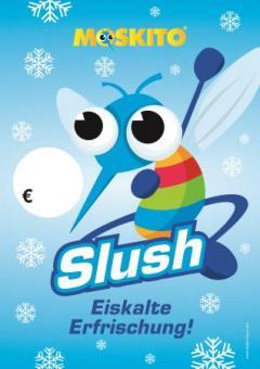 Poster Slush mit Preisfläche DIN A3