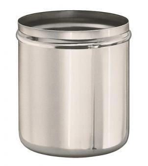 Einsatz 2,9 Liter Edelstahl