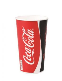 Coca Cola Becher 44 oz / 1 Liter 500 Stück