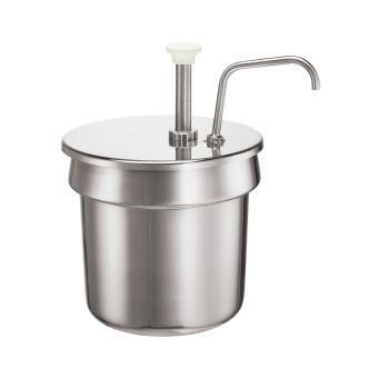 Dispensing-Pumpe 7 Qt passend für Art.-Nr. S-84031