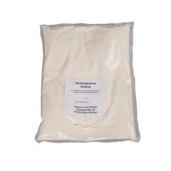 Aromapulver Kokos 1 kg