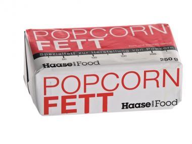 Popcorn Fett einzeln verpackt 12 Riegel à 250 g