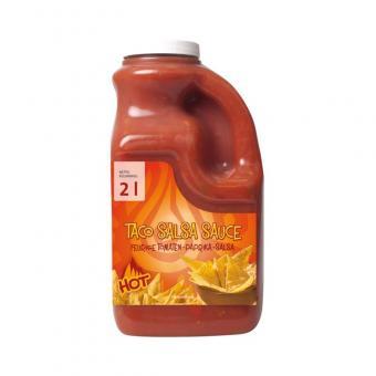 Hot Taco Sauce 2 kg Kunststoffkanne