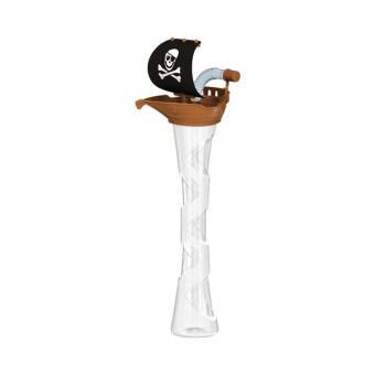 Slush-Becher 0,4 Liter Piratenschiff