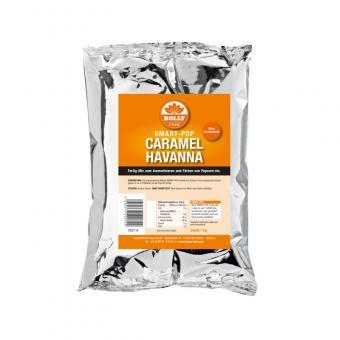 Popcorn Fertig-Mix Smart-Pop CARAMEL HAVANNA 1 kg Beutel