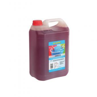 Slush Konzentrat Himbeere rot 1:5 5 Liter Kanister - ohne AZO