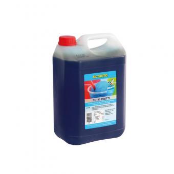 Slush Konzentrat Tutti Frutti lila 1:5 5 Liter Kanister - ohne AZO