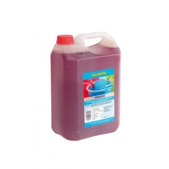 Slush Konzentrat Kirsch rot 1:5 5 Liter Kanister - ohne AZO