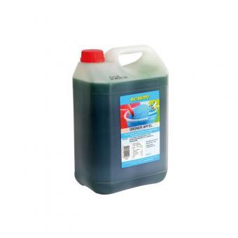 Slush Konzentrat Grüner Apfel grün 1:5 5l Kanister - ohne AZO