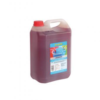 Slush Konzentrat Erdbeere rot 1:5 5l Kanister - ohne AZO