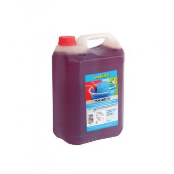 Slush Konzentrat Waldbeere rot 1:5 5 Liter Kanister - ohne AZO