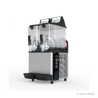 SlushDispenser Granibeach 10-2 / 2 x 10 Liter schwarz