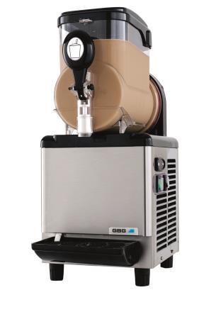 Slush Dispenser Granismart GN 1 TS-V 1 x 5 Liter