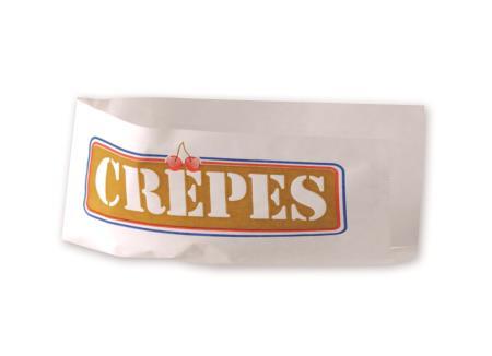 Papiertüten Crêpes 1.000 Stück
