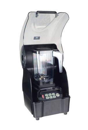Hochleistungsmixer OmniBlend V BPA-frei 1,5 Liter schwarz mit Geräuschschutz