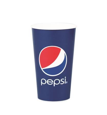 Pepsi-Becher 44 oz / 1 Liter 500 Stück