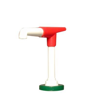 Pumpe für 2 kg Kunststoff Behälter