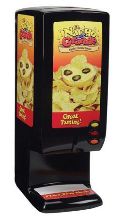 Nacho Cheese Dispenser für Beutelkäse
