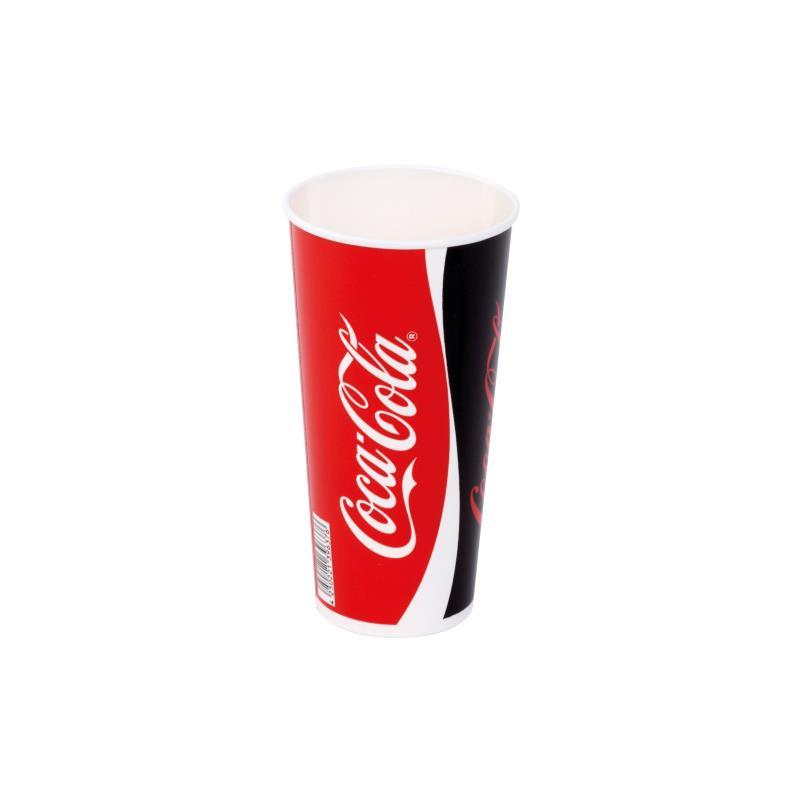 Coca Cola Becher 22 oz / 0,5 Liter 1.000 Stück