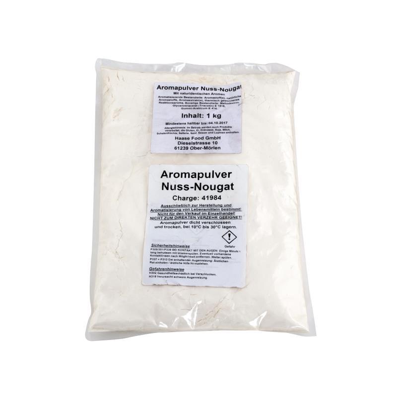 Aromapulver Nuss-Nugat 1 kg