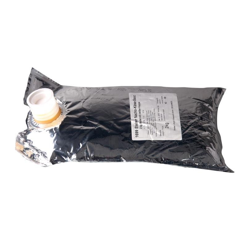 Cheddar Cheese Sauce 8 x 2 kg Beutel