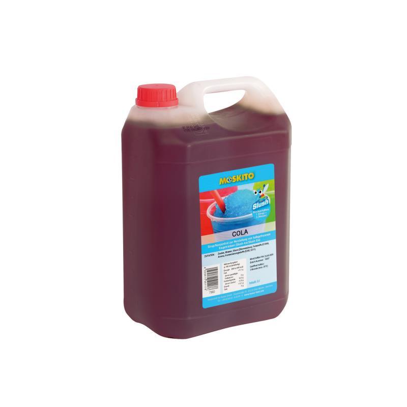 Slush Konzentrat Cola braun 1:5 - ohne AZO