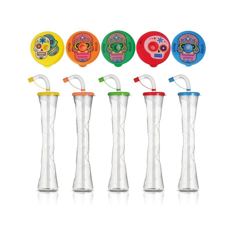 Slush-Yard-Cups 0,4 Ltr. Skull Cups