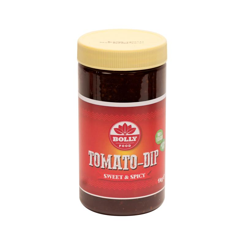 Tomato Dip sweet and spicy 100 % vegan und glutenfrei
