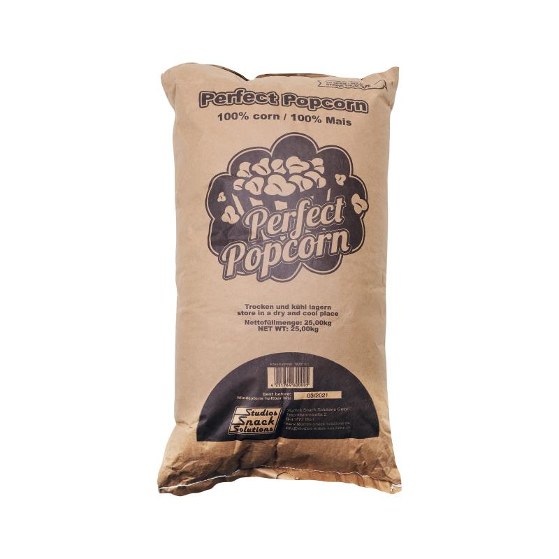 Popcornmais Perfect Popcorn 25 kg