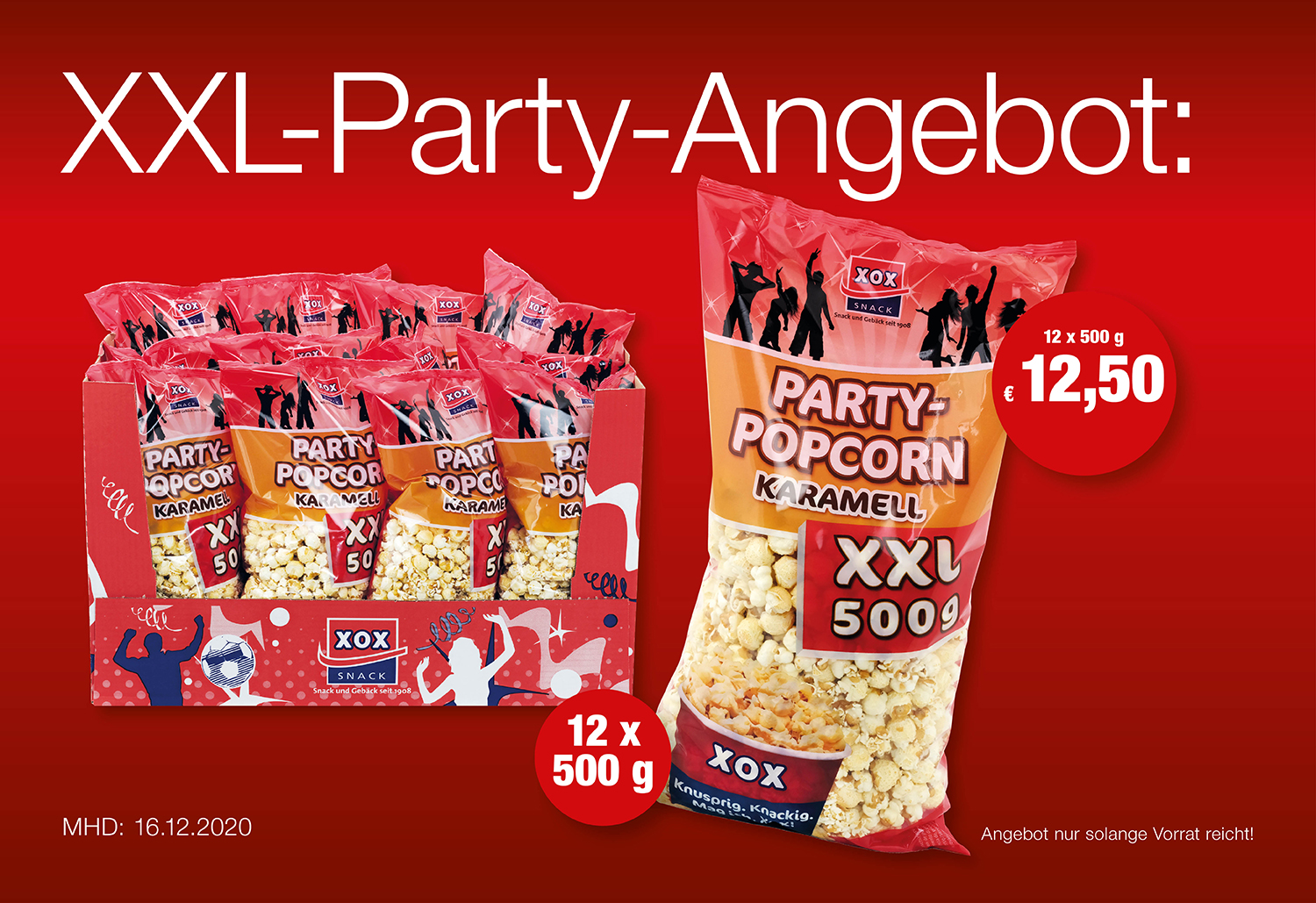 XXL-Party-Angebot