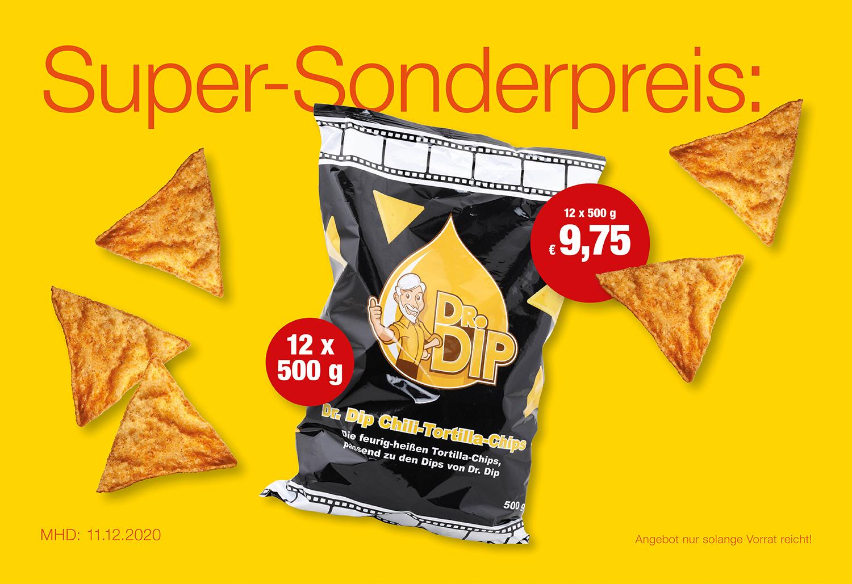 Dr. Dip Tortilla-Chips