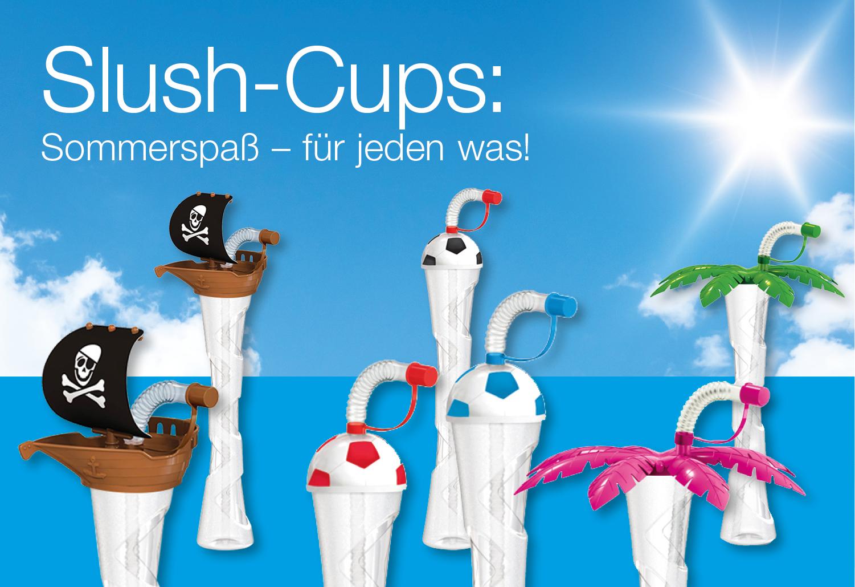 SLUSH CUPS